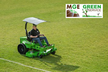 MGE Green Service - Tondeuse MEAN GREEN